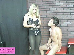 Extended Sissy Eunuch Training Preview