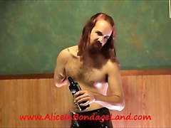 Latex Rubber Interview Behind the Scenes AliceInBondageLand