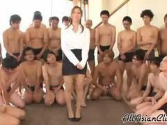 Bukkake Replay Akino Chihiro Asian Cumshots Asian Swallow Japanese Chinese