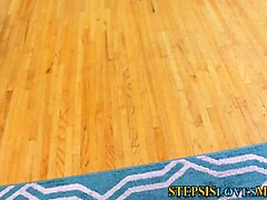 blindfolded skank gets fucked doggy style in pov
