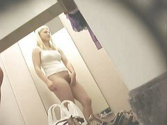 Hot Blondie Answome Bush Hidden Cam
