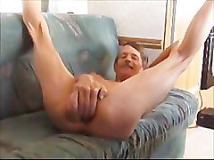 Hard Bare Anal with a Huge Pumped Penis and Fist Fucked