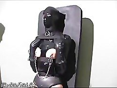 Extreme Chair Bondage