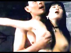 Naked Rose 1994 (Threesome erotic scene) MFM