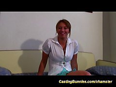 french girls first anal casting tape