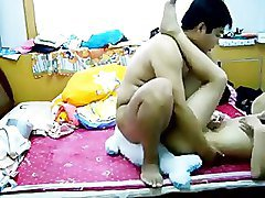 chinese couple crazy sexlife