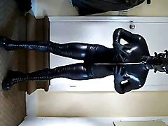 gas masks and latex