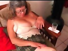 massive titted grannies play with themselves