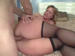 Big Ass Mommy Loves The Anal Sex