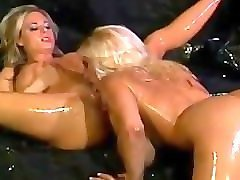 lisa lipps and kim chambers are horny huge boob lesbians