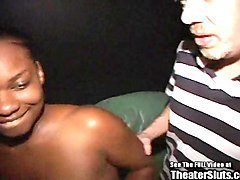 buck wild anal black chick porn theater gang bang