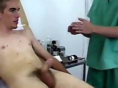 hot sexy nude gay porn videos free amateur sitting back on the exam table
