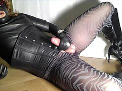 glover - latex gloves cock treatment