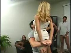 Cricket in Gangbang Auditions by KinkyStrippers us