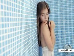 Shower Solo Beautiful Teen Guerlain