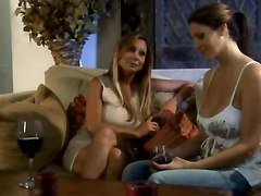 Hot Time With Two Lesbians Matures By Angelo Luna