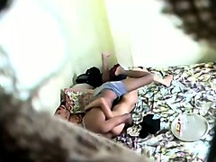 petite indian girlfriend screwed by her lover on hidden cam