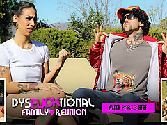 Veronica Rose in DysFUCKtional Family Reunion - Part 3 - BurningAngel