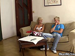 Hot double footjob - chichi maria