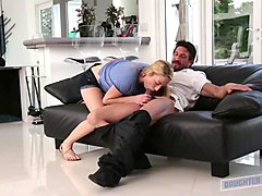 big boobs stepmom fucking son secretly while