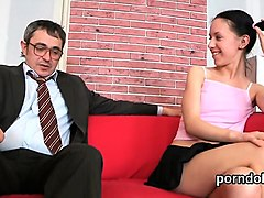 attractive czech doll lexi dona rubs and climaxes