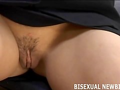 slamming her wet pussy and the sex is so damn nasty