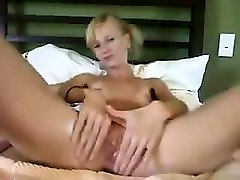 Extremely hot threesome with milf and sexy junior couple