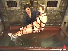 kinky girl was taken in anal hole asylum for painful treatment