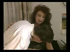Sexy german milf in latex gets fucked