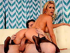 Alexis Fawx & Preston Parker in Creampie Mistress - MrsCreampie