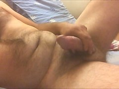 hairy dudes with muscles are ready for anal fucking