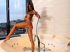 fantasyhd - gina gerson bdsm blind date with bruce venture
