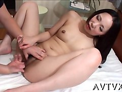 japanese mistress slidin on a hard dick