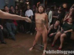 Asian And Euro Whores Indoor And Outdoor Public Humiliated