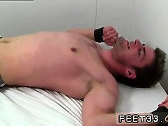 stories boys first gay sex leon's size 13 feet & body tickle