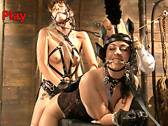 Crazy fetish adult scene with horny pornstars Kay Kardia, SubMiss Ann and Olivia Fawn from Kinkuniversity