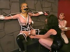 Mask Cuts Off Oxygen Until The Dom Allows For It
