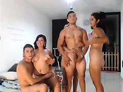 foursome sex in-group