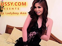 post-op thai ladyboy ann toying high