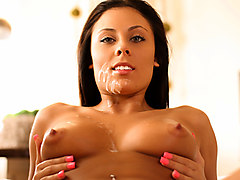 Gianna Nicole in Blind Date - PassionHD Video