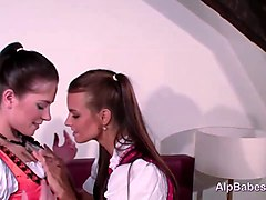 alp lesbians play together