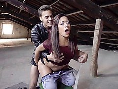 Lucia Nieto in Nacho's Fucking Warehouse, Scene #03 - EvilAngel