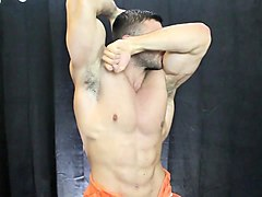 muscle man prison cock!
