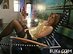 sexy slave girl gets piss in her cute face