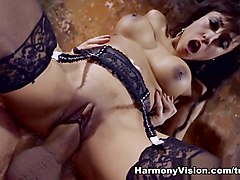 Alyssa Divine in Alyssa Loves It Rough - HarmonyVision