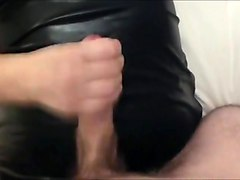 Blowjob  footjob and cum