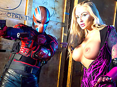 Kayla Green & Luke Hardy in London Knights: A Heroes and Villains XXX Parody Series, Episode 5 - DigitalPlayground