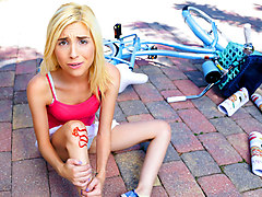 Piper Perri & Sean Lawless in Bike Accident - DigitalPlayground