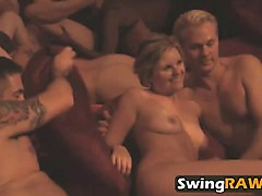 amateur swinger reality show group fuck babes
